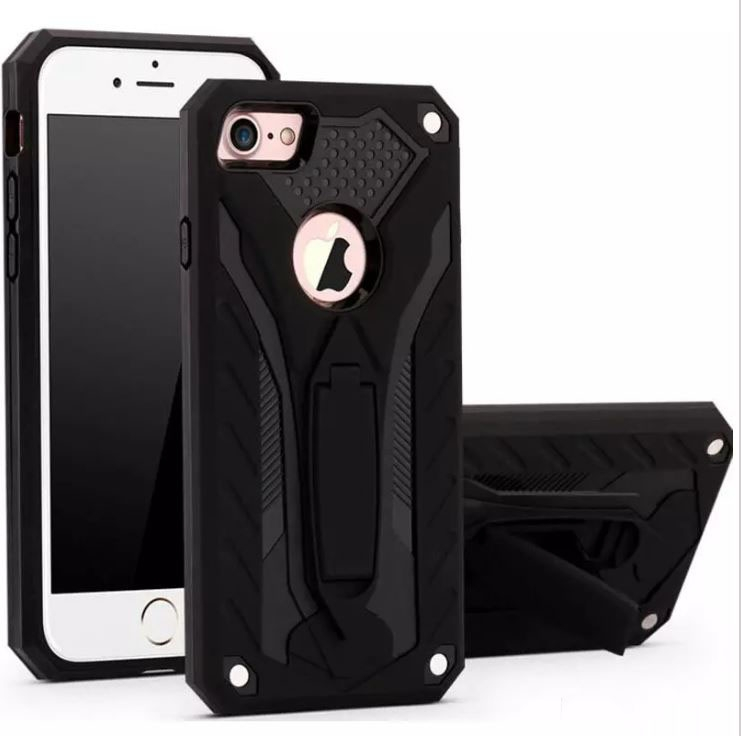 Forcell PHANTOM iPhone X / XS black