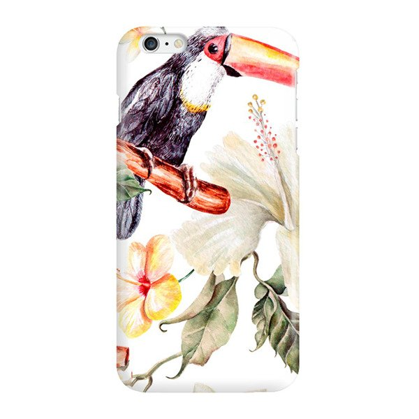 FUNNY CASE iPhone 6 Plus / 6S Plus toucan