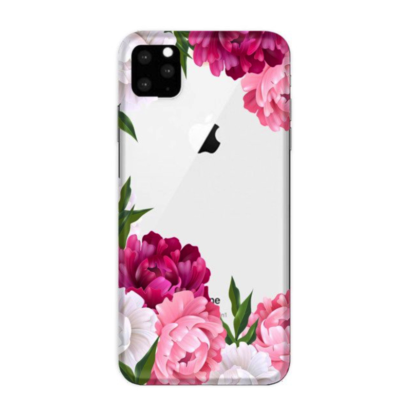 FUNNY CASE iPhone 11 Pro Max flowers of the world