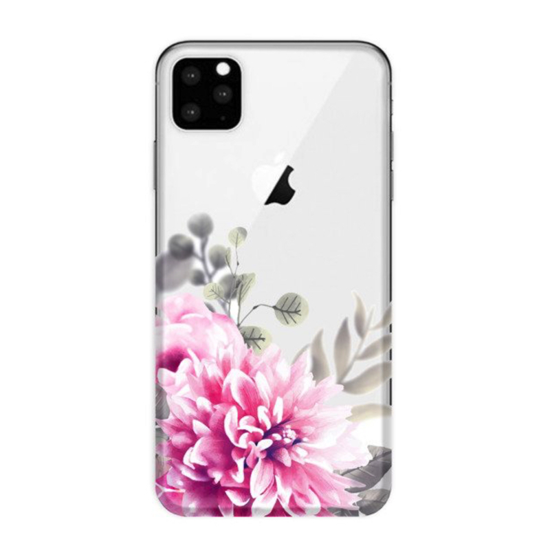 FUNNY CASE iPhone 11 Pro Max bright flowers