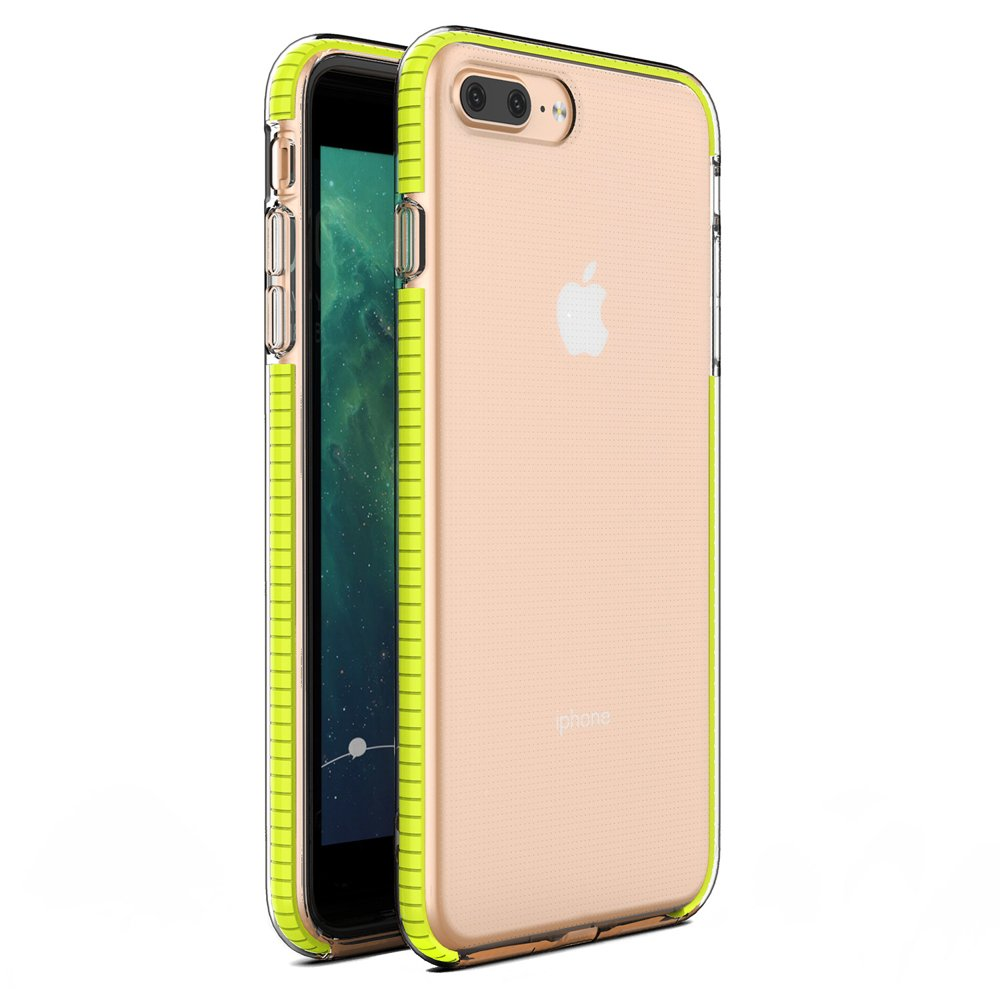 Kryt Spring iPhone 7 Plus / 8 Plus yellow