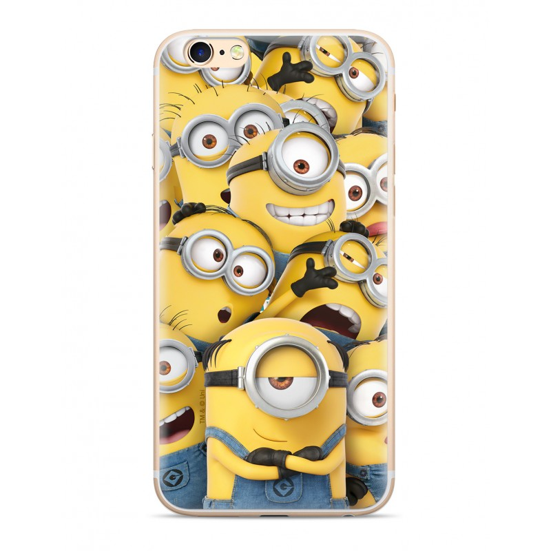 MINION 020 - iPhone XR YELLOW