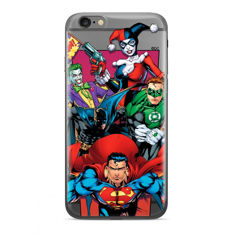 DC Justice League 004 - iPhone XS MAX