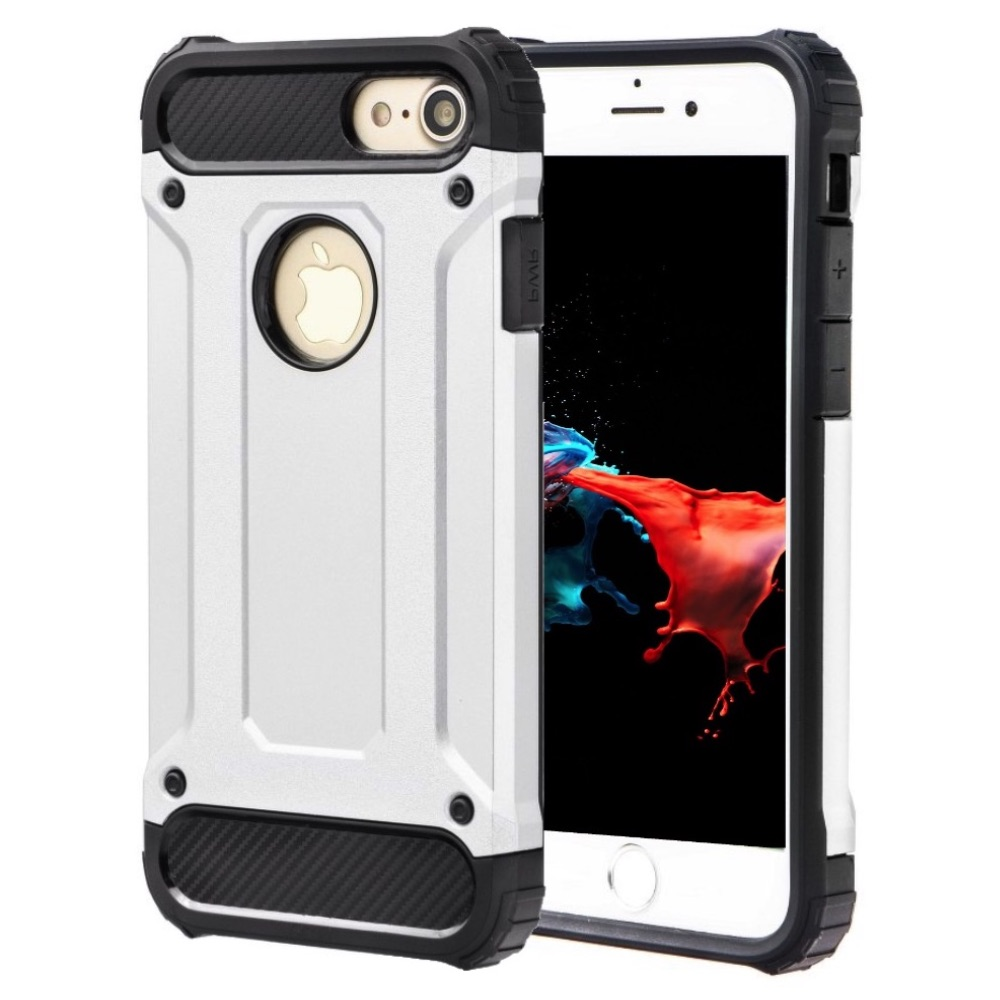Forcell ARMOR iPhone 6 Plus / 6S Plus silver
