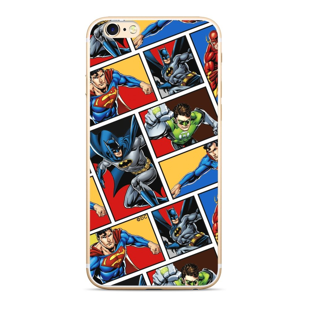 Púzdro Justice League iPhone 6 / 6S / 7 / 8