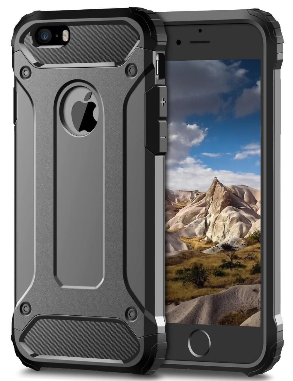 Forcell ARMOR iPhone 7 Plus / 8 Plus gray