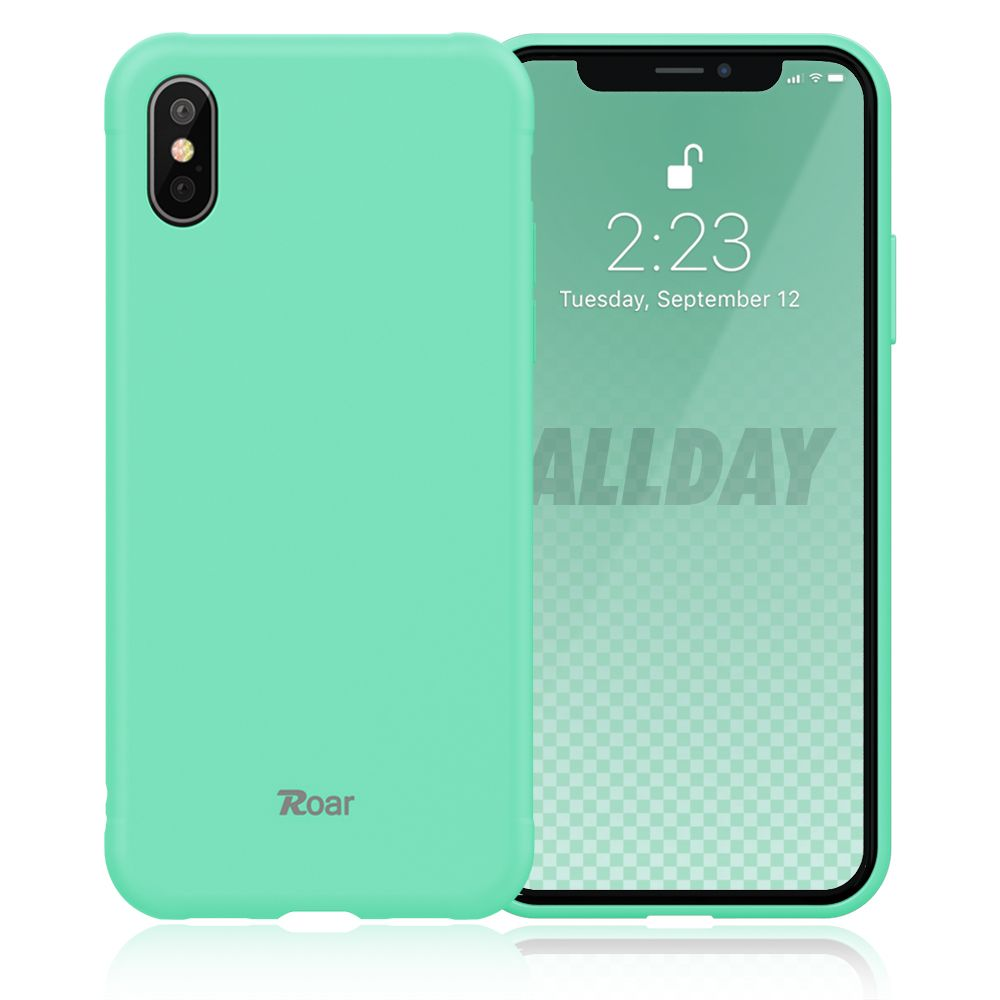 Roar Colorful Jelly iPhone 7 Plus / 8 Plus mint