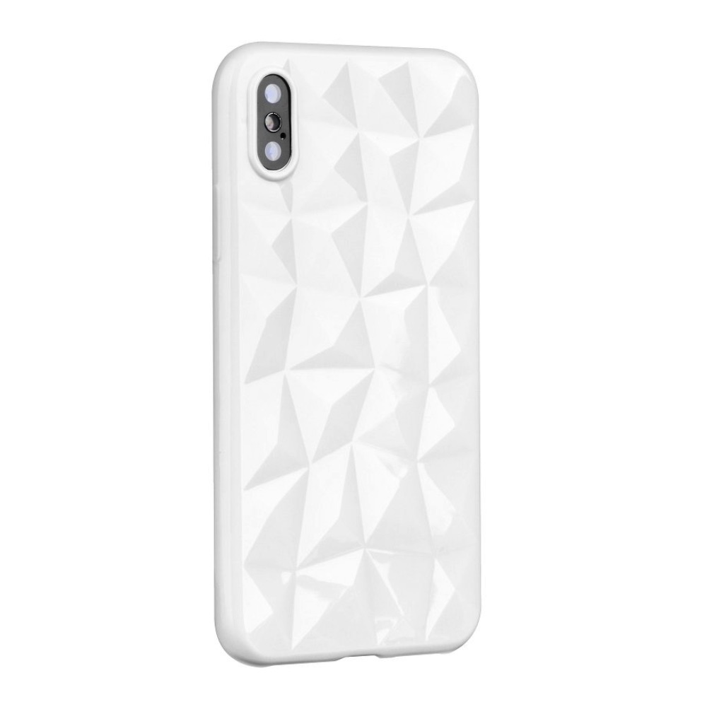 Forcell PRISM iPhone X / XS white