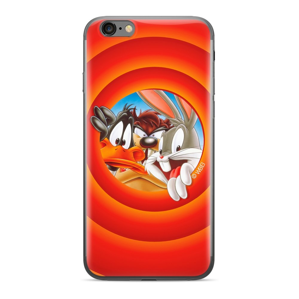 Púzdro Looney Tunes Full iPhone X / XS