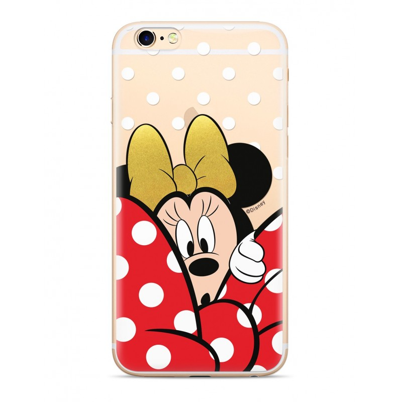 Púzdro Minnie Mouse iPhone X / XS