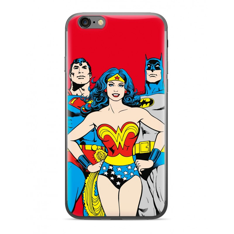 Púzdro Justice League red iPhone XS MAX