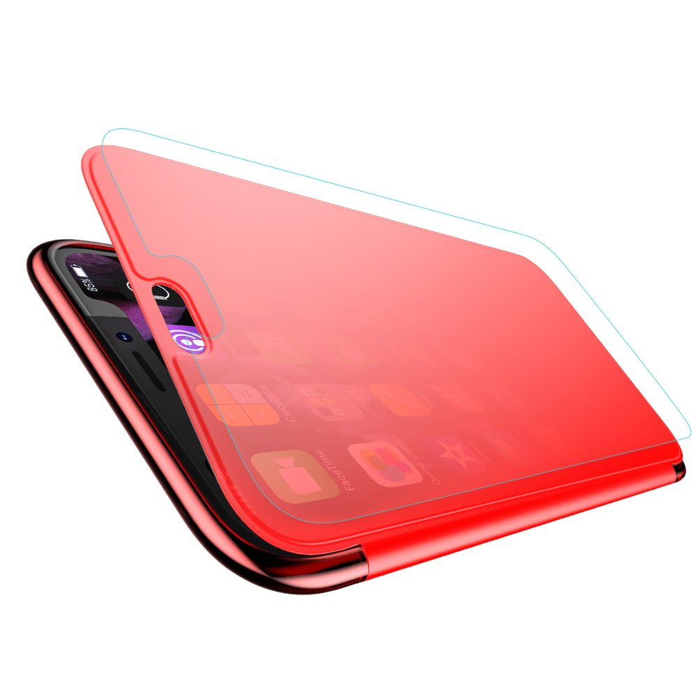 Baseus Touchable iPhone XR red