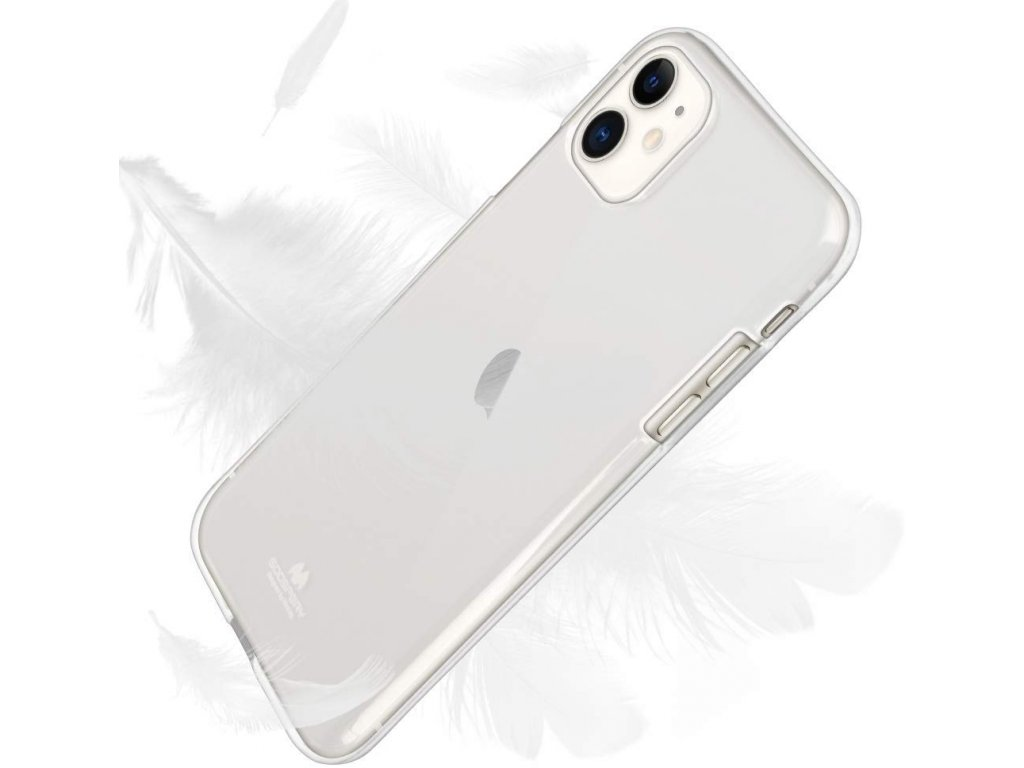 MERCURY JELLY iPhone 11 transparent