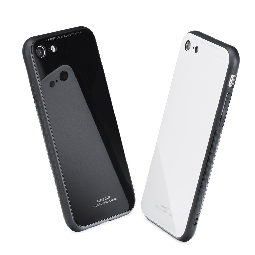 Forcell GLASS iPhone 5 / 5S / SE white