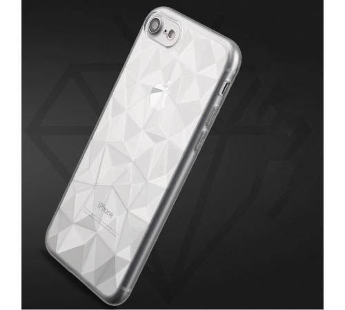 Forcell PRISM iPhone 5 / 5S / SE clear