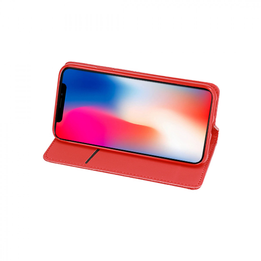 MAGNET BOOK iPhone 6 / 6S red