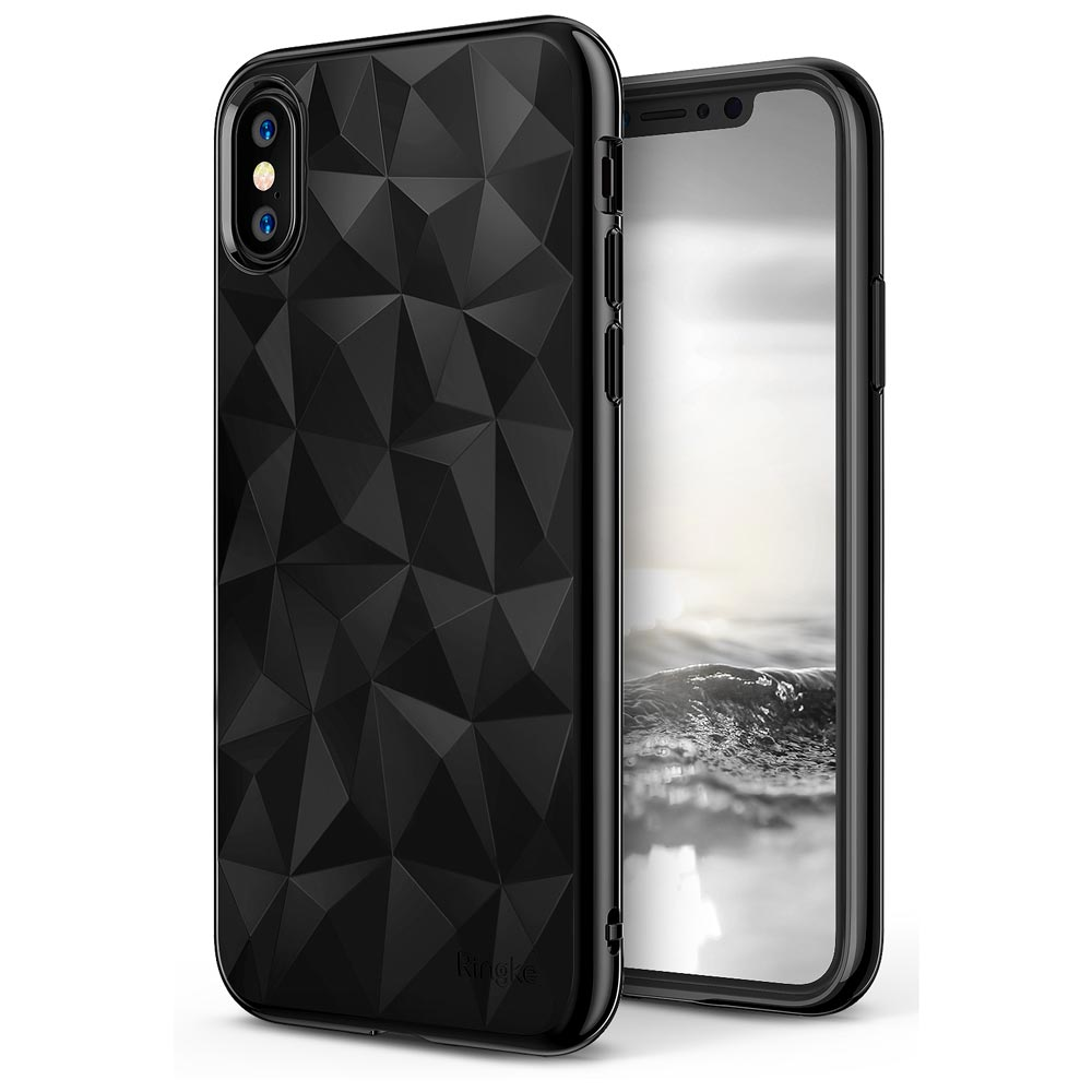 Forcell PRISM iPhone X / XS black