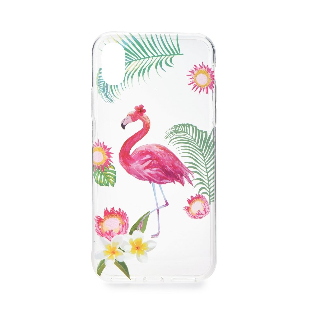 Forcell Summer FLAMINGO iPhone 7 / 8
