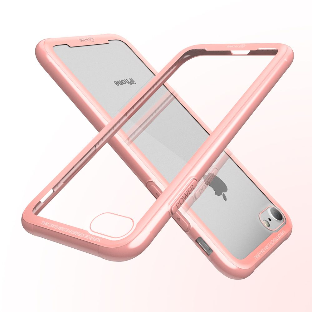Roar Glass Airframe iPhone 7 Plus / 8 Plus rose gold