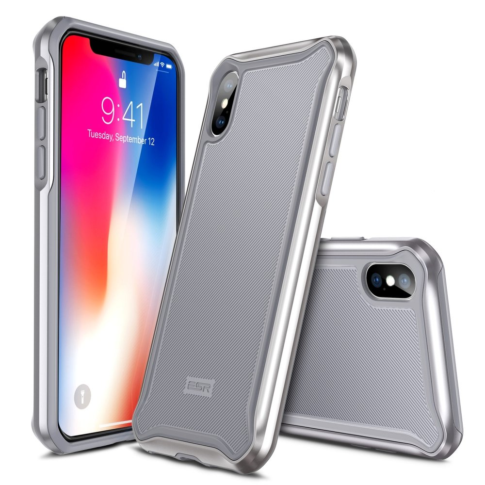 ESR Glacier iPhone X / XS silver