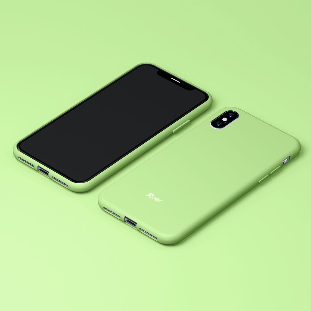 Roar Colorful Jelly iPhone X / XS lime