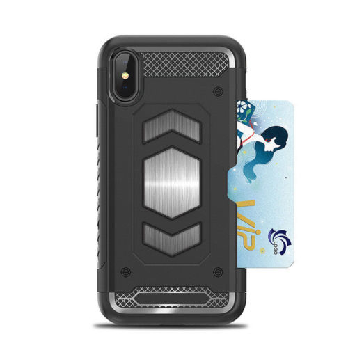 Forcell MAGNET iPhone XR black