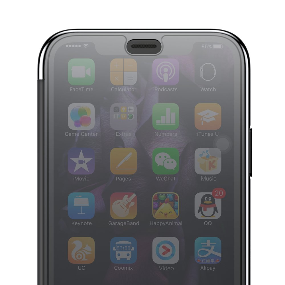 Baseus Touchable iPhone X/XS black