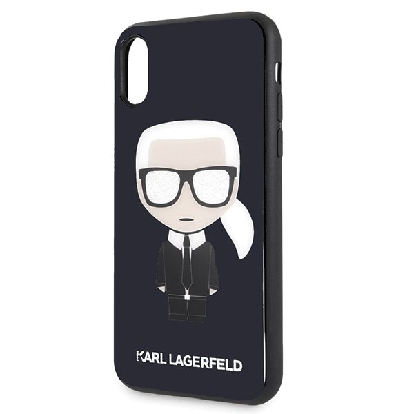 Karl Lagerfeld iPhone X / Xs Icon