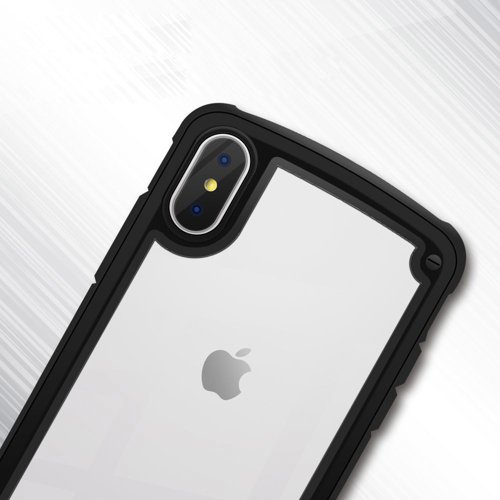 Galaxy Bumper iPhone 7 Plus / iPhone 8 Plus black