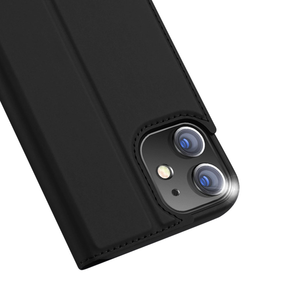 DUX DUCIS Skin Pro Bookcase iPhone 12 Mini - black