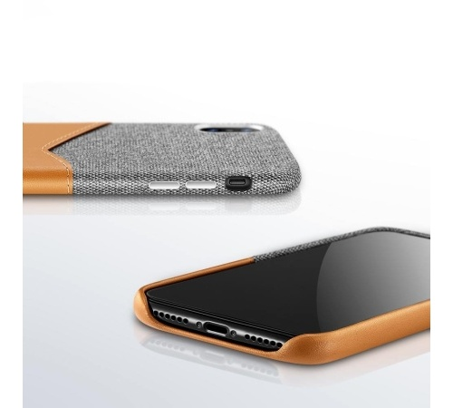 ESR Metro iPhone X / XS brown