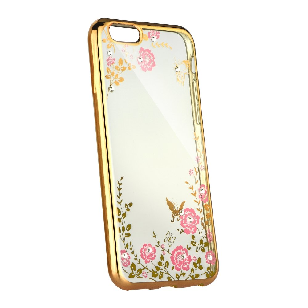 Forcell DIAMOND iPhone 7 Plus / 8 Plus gold