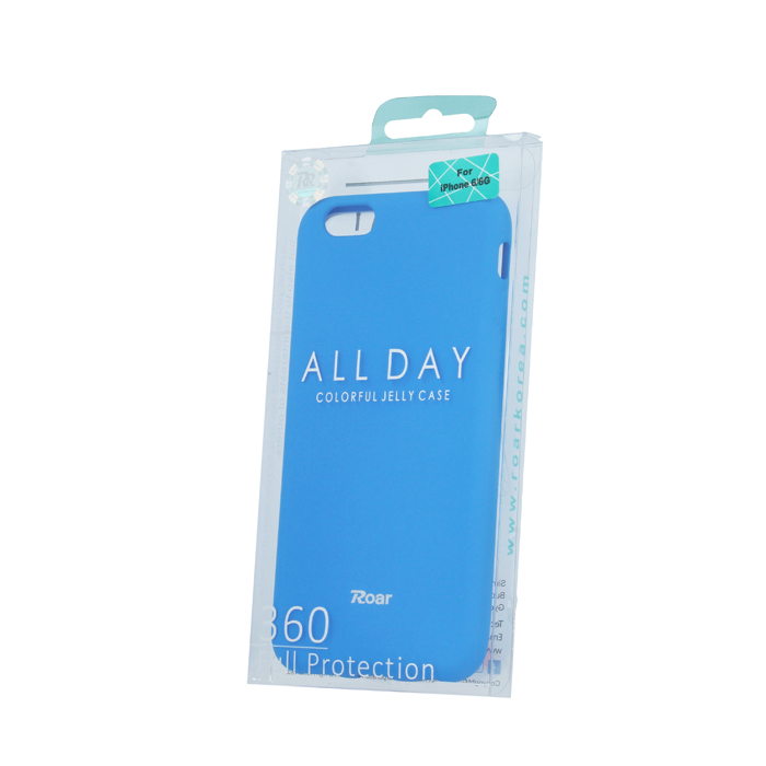 Roar Colorful Jelly iPhone 7 Plus / 8 Plus light blue