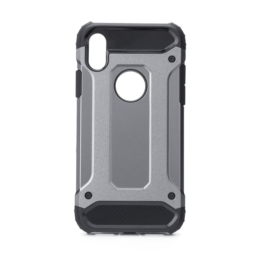 Forcell ARMOR iPhone X / XS gray