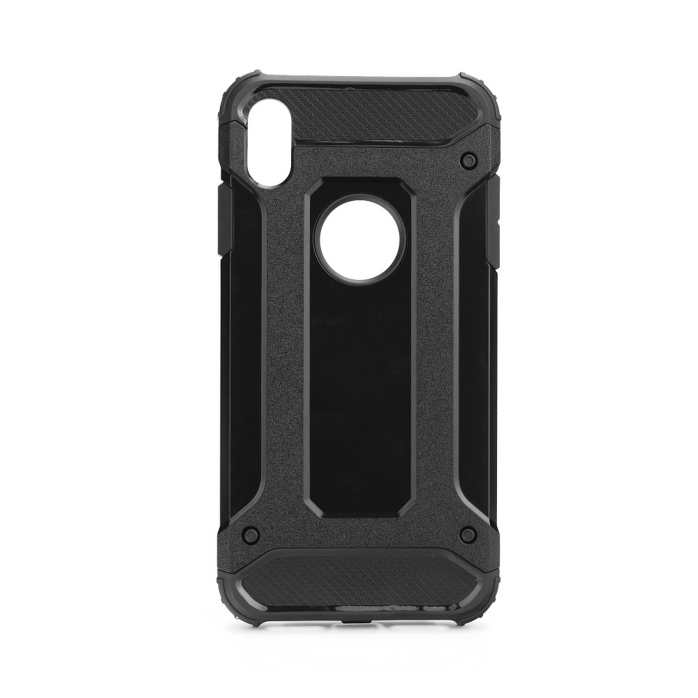 Forcell ARMOR iPhone X / XS black