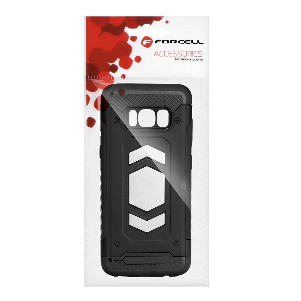 Forcell MAGNET iPhone 5 / 5S / SE black
