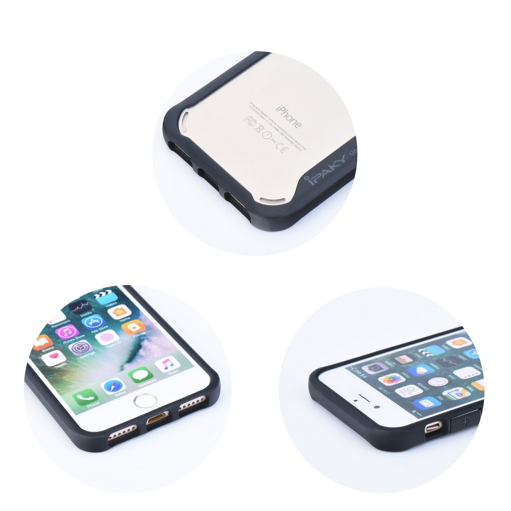 IPAKY Survival iPhone 6 / 6S / 7 / 8  black