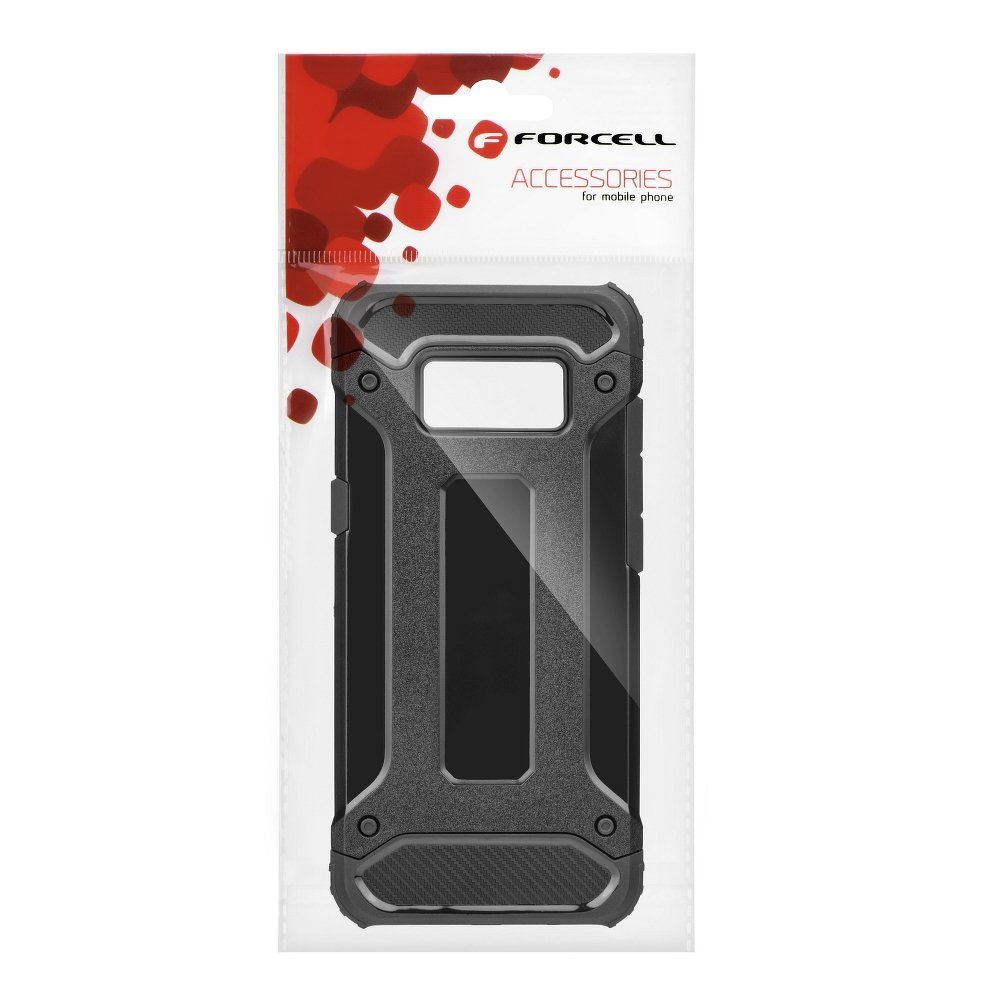 Forcell ARMOR iPhone 6 Plus / 6S Plus black