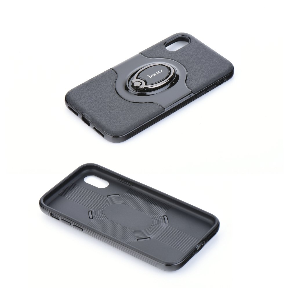 IPAKY Ring Holder iPhone 6 Plus / 6S Plus black