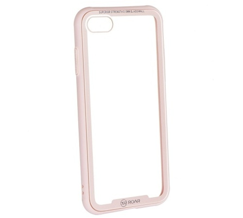 Roar Glass Airframe iPhone X / XS rose gold