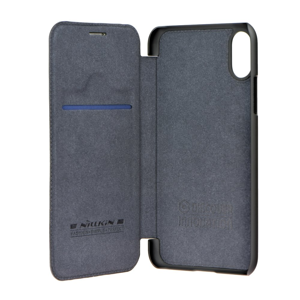 Nillkin Qin Leather iPhone 7 / 8 black