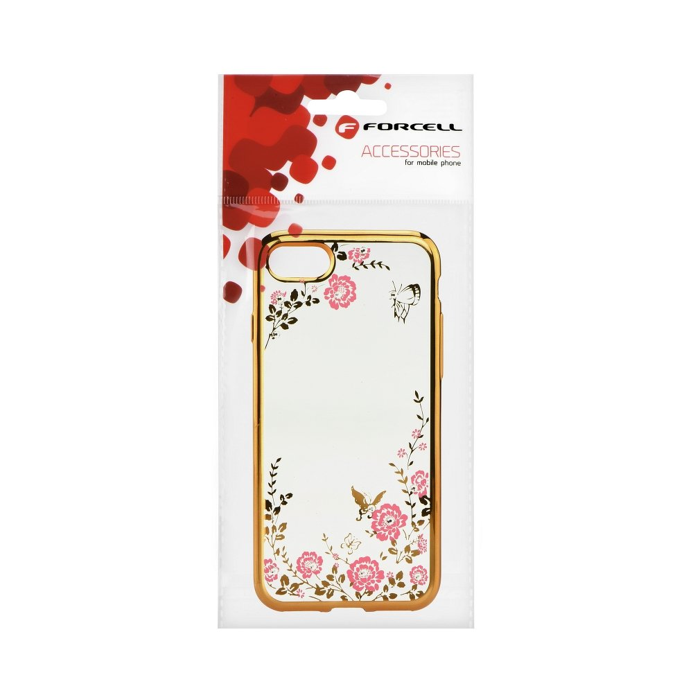 Forcell DIAMOND iPhone 6 / 6S gold