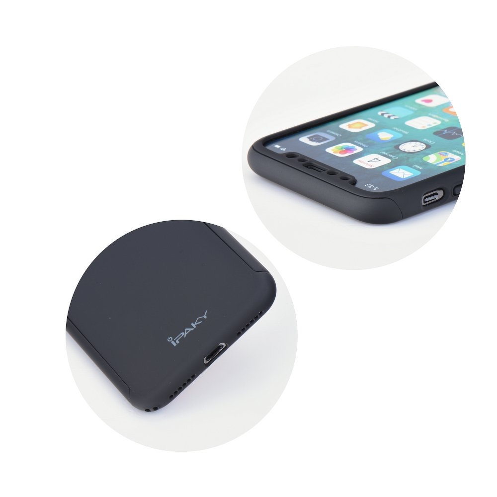 IPAKY Classic 360 iPhone 6 Plus / 6S Plus black