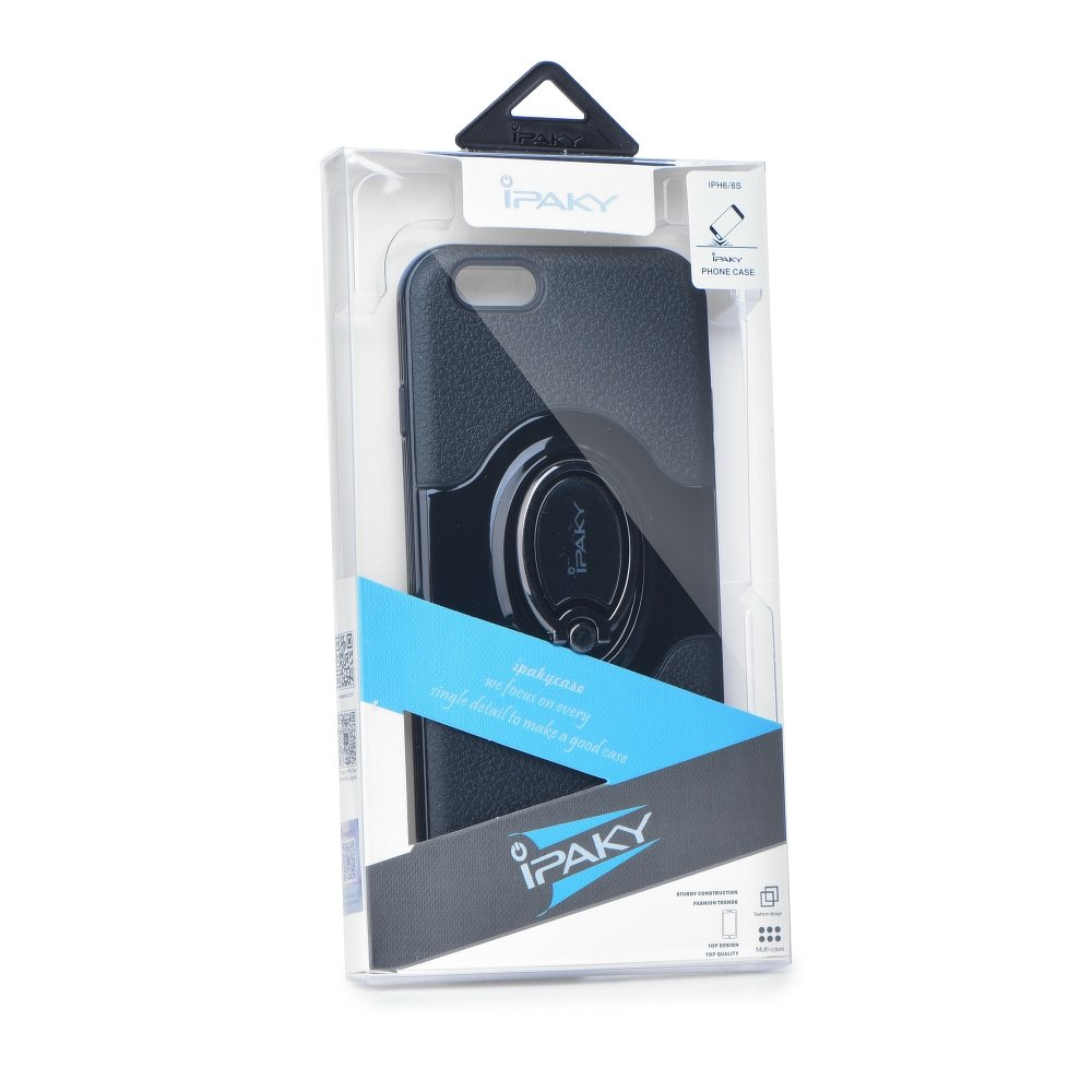 IPAKY Ring Holder iPhone X / XS black