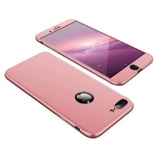 360 Full Case iPhone 7 Plus / 8 Plus pink