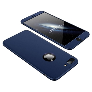 360 Full Case iPhone 7 / 8 navy blue