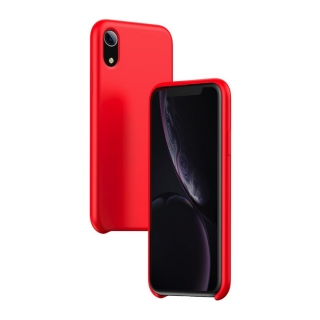 Baseus LSR Silicone iPhone XR red
