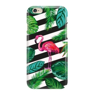 FUNNY CASE iPhone 6 / 6S flamingo
