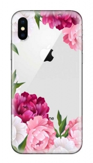 FUNNY CASE iPhone X / XS flowers of the world