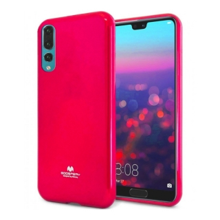 MERCURY JELLY iPhone XR hod pink